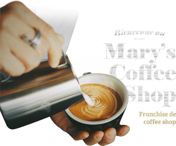 Histoire Mary's Coffee Shop